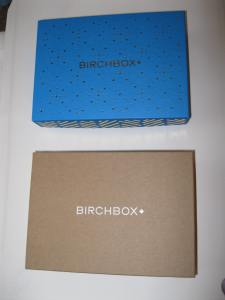 My very first Birchbox(s)!  November and December 2014